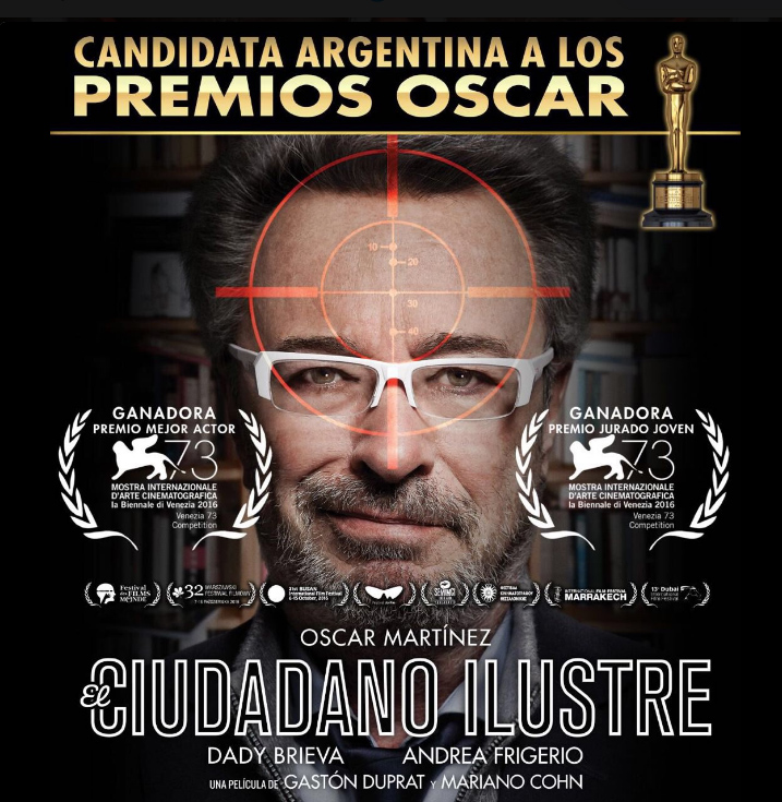 A Film A Week: The Distinguished Citizen | El Ciudadano Ilustre
