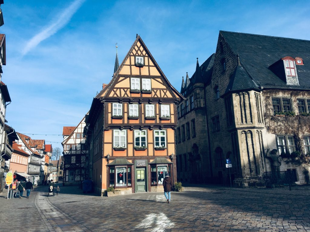 Quedlinburg: Una testigo clave en el nacimiento de Alemania