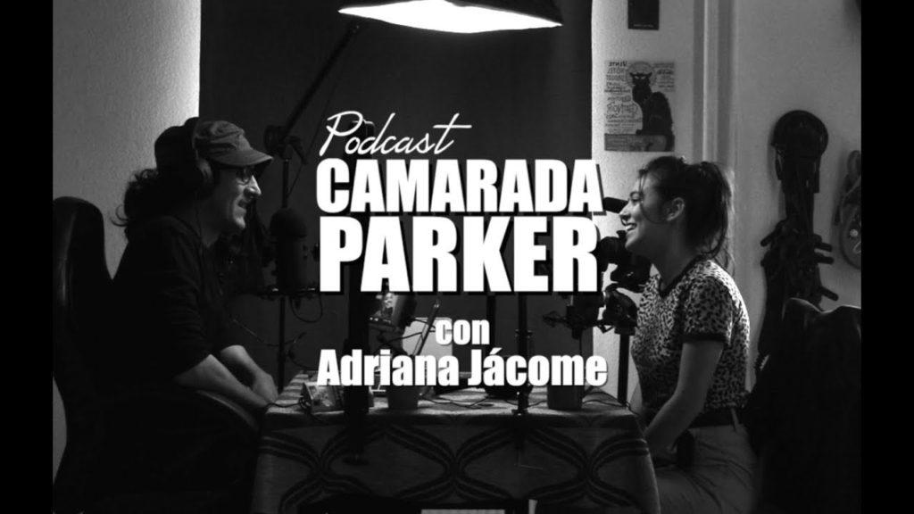 Actores hispanohablantes en Berlín: Adriana Jácome